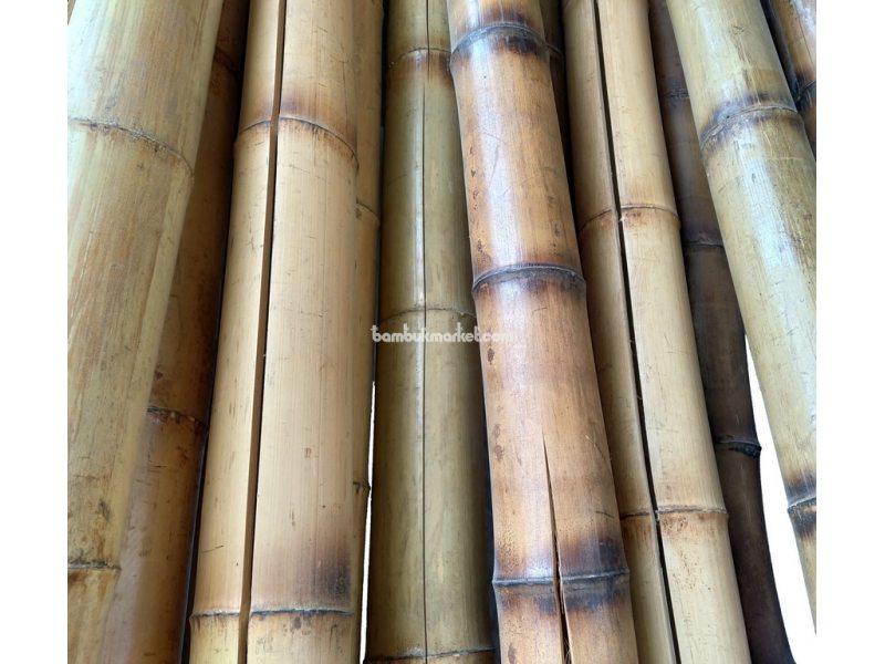 Бамбуковый ствол, д. 11-12 см, L 3м, декоративный СОРТ 3 – фото 5