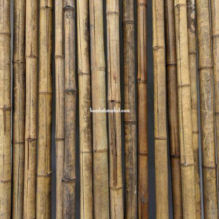 Бамбуковый ствол д.4-6см, L 2,8м СОРТ 3 - фото 1
