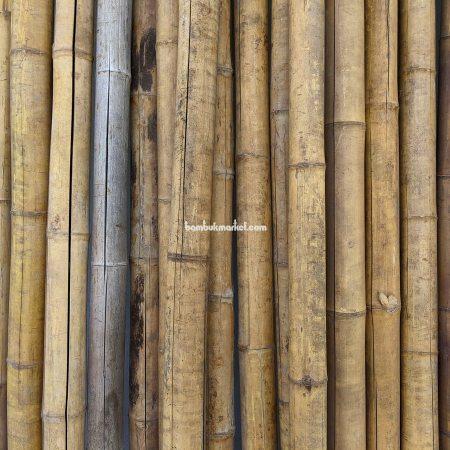 Бамбуковый ствол д.6-7см, L 2,8м СОРТ 3 - фото 1
