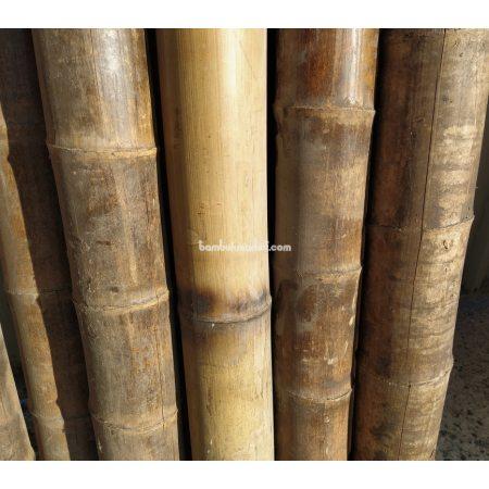 Бамбуковый ствол, д. 9-10 см, L 3м, декоративный СОРТ 2 - фото 1
