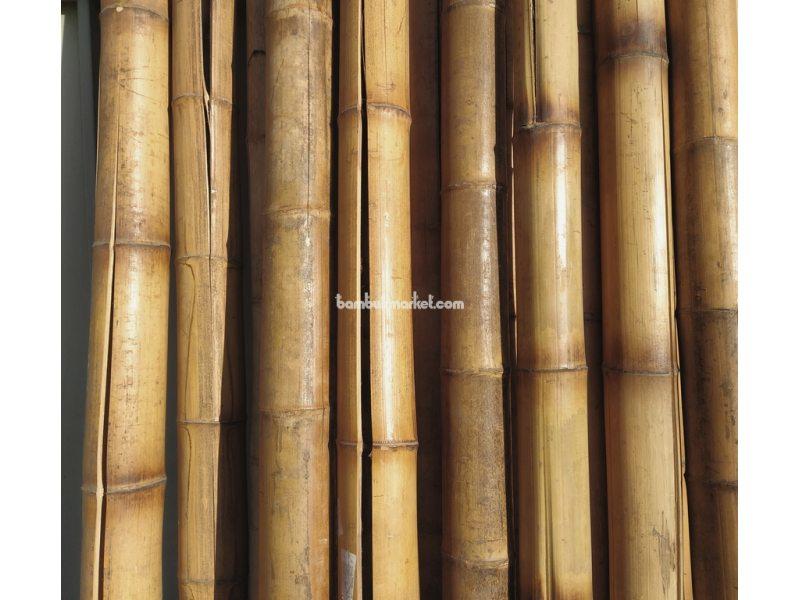Бамбуковый ствол, д. 9-10 см, L 3м, декоративный СОРТ 3 – фото 5
