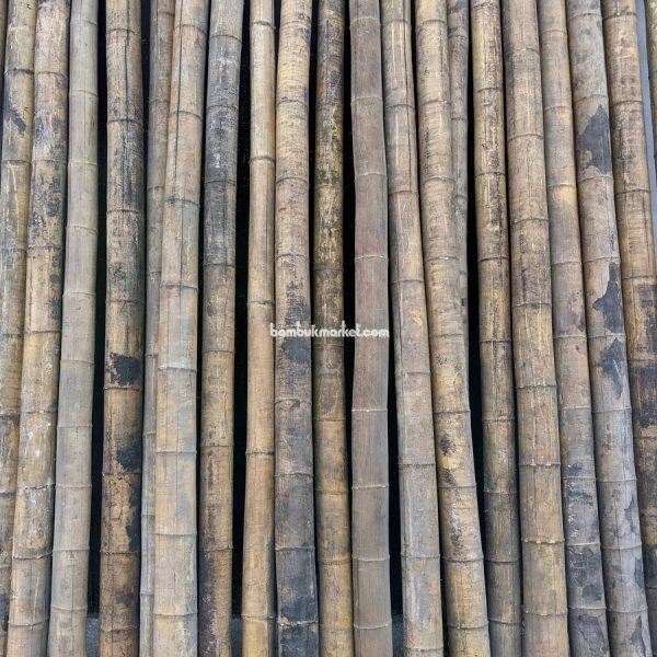 Бамбуковый ствол-К, д.9-12см, L 3,0м СОРТ 3 – фото 2