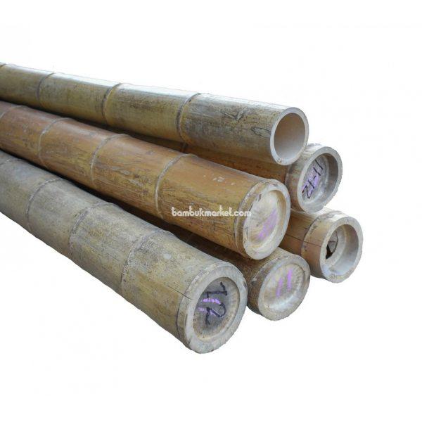 Бамбуковый ствол, д.11-12см, L 3м, натуральный