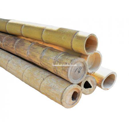 Бамбуковый ствол, д.14-15см, L 3м, натуральный - фото 1