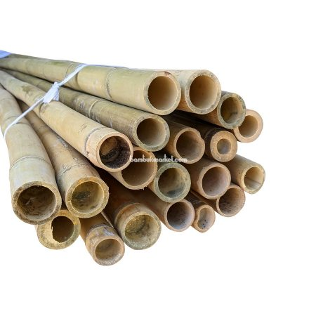 Бамбуковый ствол, д.4-4,5см, L 3м, декоративный - фото 1