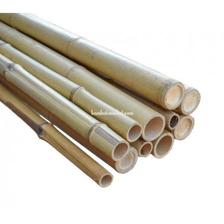 Бамбуковый ствол, д.4-5см, L 3м, натуральный, СОРТ 2 - фото 1