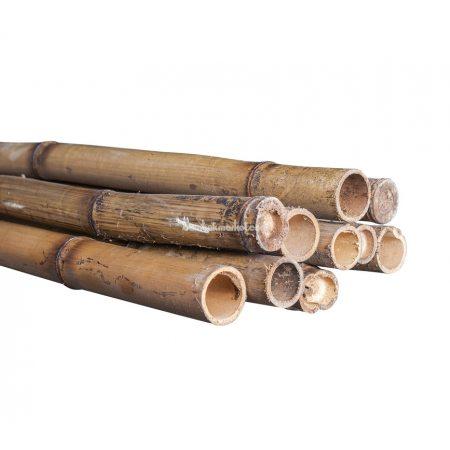 Бамбуковый ствол, д. 4-5 см, L 3м, декоративный СОРТ 2 - фото 1