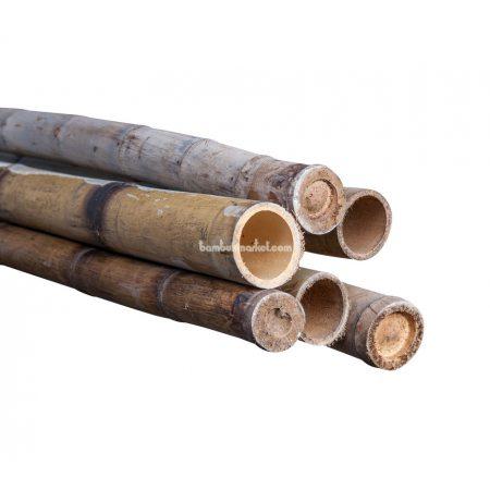 Бамбуковый ствол, д. 5-6 см, L 3м, декоративный СОРТ 2 - фото 1