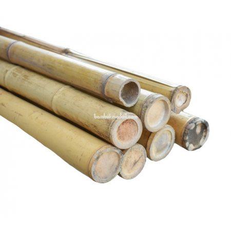 Бамбуковый ствол, д.6-7см, L 3м, натуральный, СОРТ 2 - фото 1
