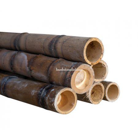 Бамбуковый ствол, д. 7-8 см, L 3м, декоративный СОРТ 2 - фото 1
