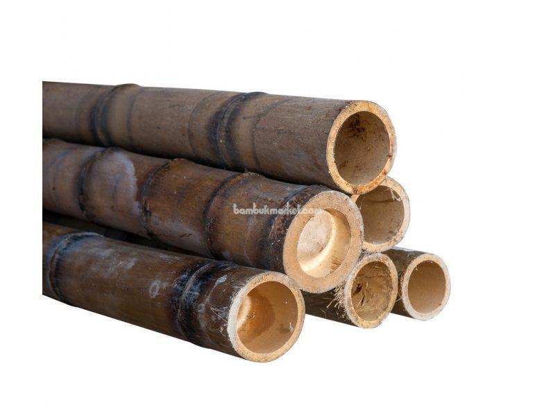 Бамбуковый ствол, д. 7-8 см, L 3м, декоративный СОРТ 2