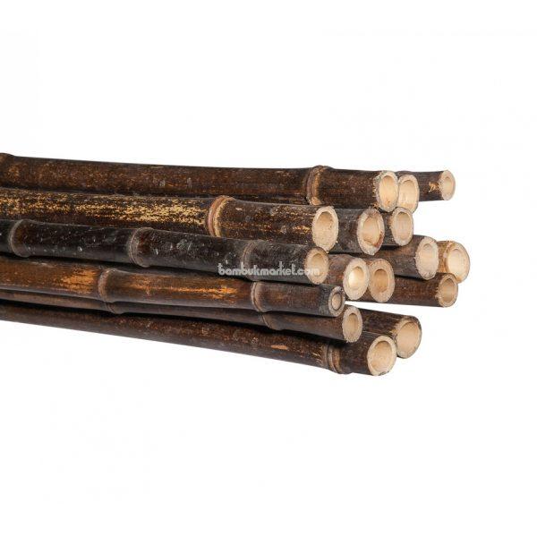 Бамбуковый ствол, д.1,8-2см, L2м, черный – фото 12
