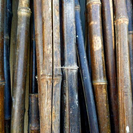 Бамбуковый ствол, д.1,8-2см, L2м, черный, СОРТ 2 - фото 1