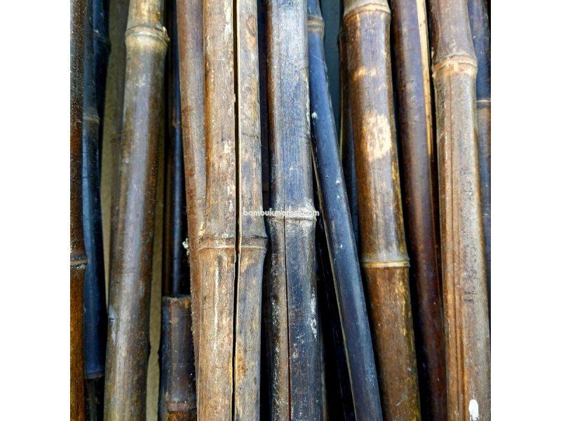 Бамбуковый ствол, д.1,8-2см, L2м, черный, СОРТ 2 – фото 1