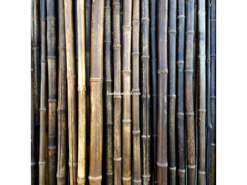 Бамбуковый ствол, д.2-3см, L2м, черный, СОРТ 2 – фото 6