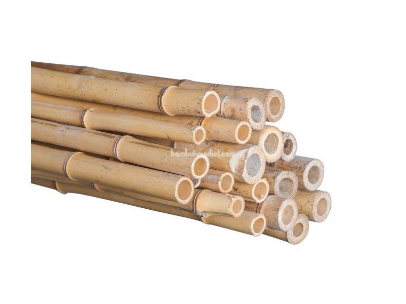 Бамбуковый ствол, д.3-4см, L 4м, декоративный, СОРТ 2 – фото 1