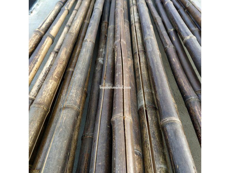 Бамбуковый ствол, д.3-4см, L 3м, черный, СОРТ 3 – фото 9