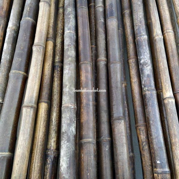 Бамбуковый ствол, д.4-5см, L 3м, черный, СОРТ 2 – фото 11