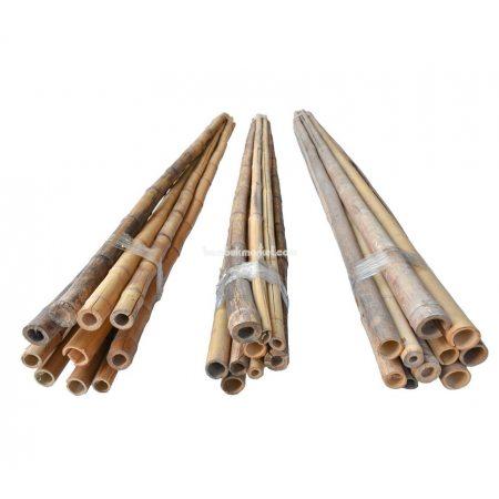 Бамбук для подвязки L 2м. (10шт), СОРТ 2 - фото 1