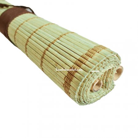 Жалюзи из бамбука, 1,2х1,6м., светлые,п.5мм, МСХ, С3 - фото 1