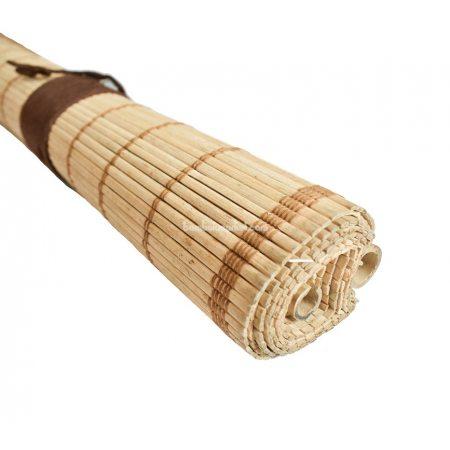 Жалюзи из бамбука, 1,4х1,6м., светлые,п.5мм - фото 1