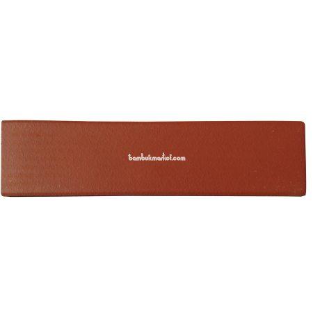 Клинкерная фасадная плитка 240*60*9мм. св. красная - фото 1
