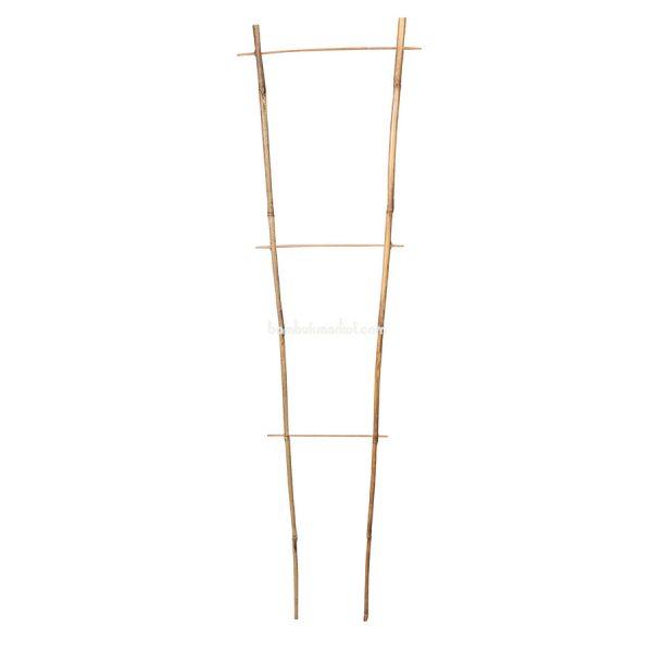 Бамбуковая опора лесенка для растений S 2*3, L 0.7м – фото 10