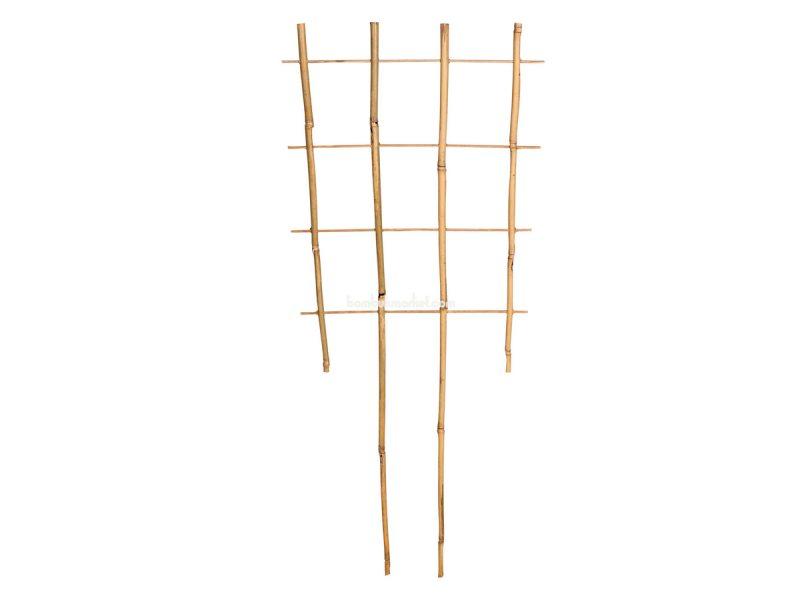Бамбуковая опора лесенка для растений S 4*4, L 0,75м – фото 14