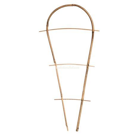 Бамбуковая опора дуга для растений L 1,2м - фото 1
