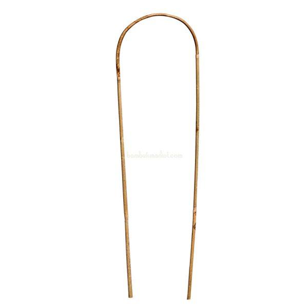 Бамбуковая опора дуга для растений L 0,45м – фото 4