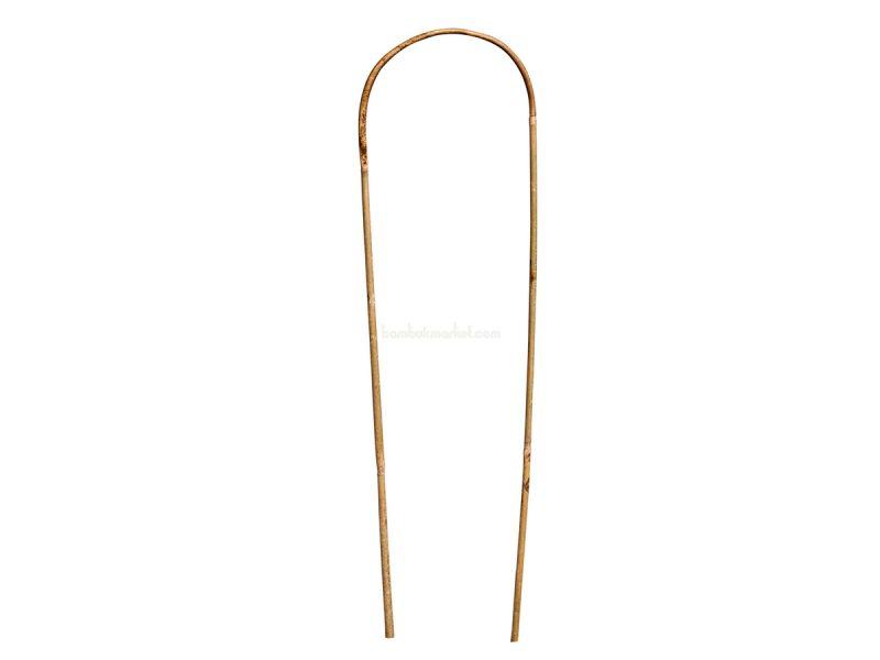 Бамбуковая опора дуга для растений L 0,45м – фото 6