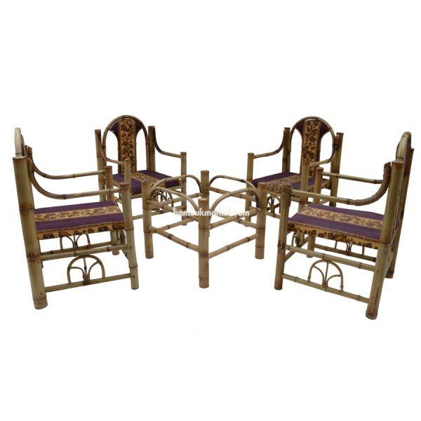 "Бамбуковая мебель ""Барон"" – фото 1"
