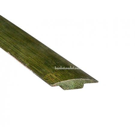 Молдинг Т-образный, зеленый - фото 1
