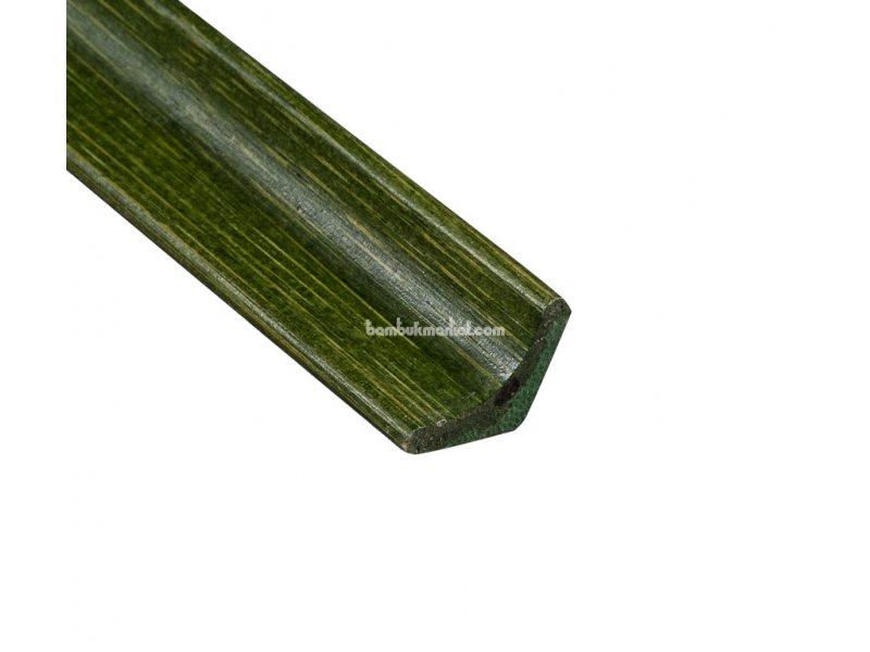Молдинг угловой внутренний, зеленый – фото 2