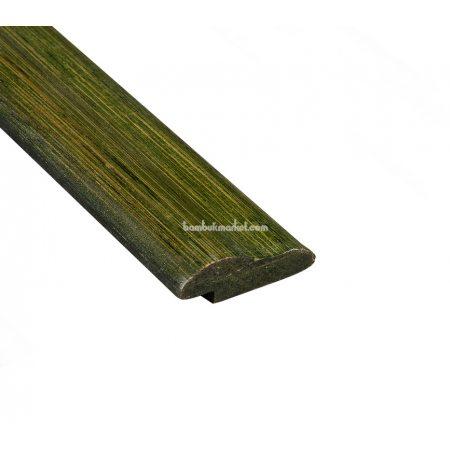Молдинг д/отделки,верх,декор, зеленый - фото 1