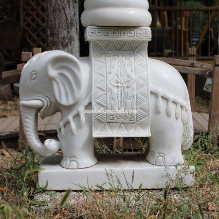 Слон - подставка - фото 1
