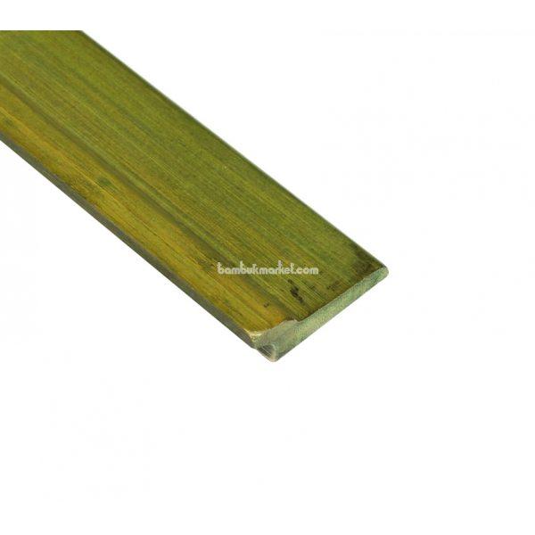 Бамбуковый плинтус, зеленый