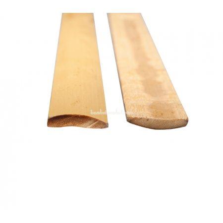 Рейка бамбуковая, 2000х30х8мм, светлая - фото 1