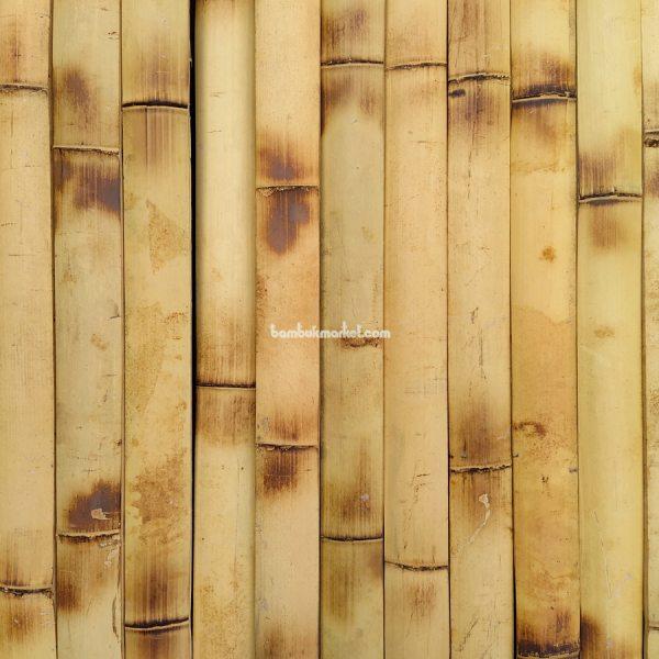 Рейка бамбуковая, 2820х50х8мм, обожженная, СОРТ 2 – фото 5