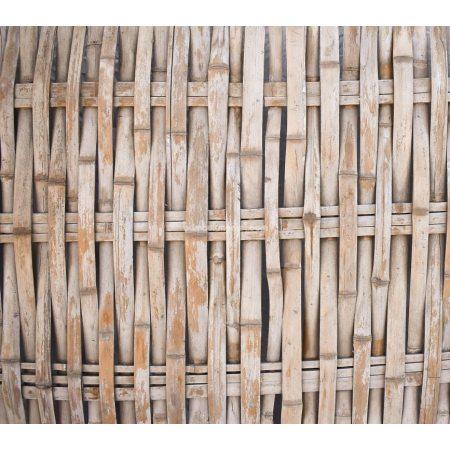 Бамбуковый забор без окантовки, 2000х1200мм. Сорт 2 - фото 1