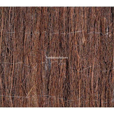 Забор из хвороста, 1500х5000мм - фото 1
