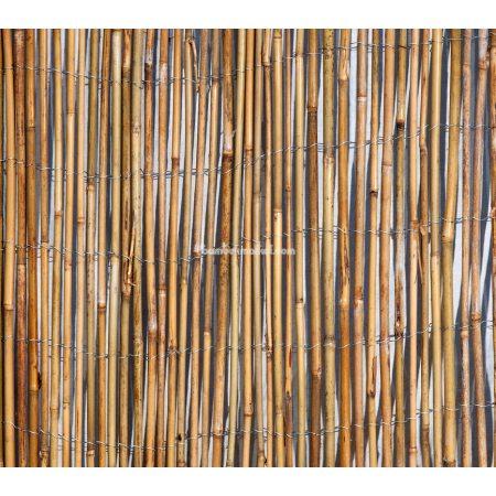 Заборы из тростника,2000х5000мм - фото 1